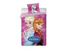 Dětské povlečení Ledové království-Frozen 003