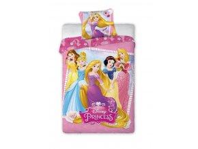 Dětské povlečení Princess 001